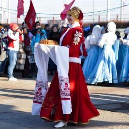 День народного Единства в Нижнем Новгороде 2019
