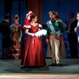 Фестиваль оперы и балета «Болдинская осень» 2017
