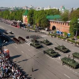 Празднование Дня Победы в Нижнем Новгороде 2019