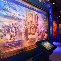 Мультимедийный парк «Россия-моя история» на Нижегородской Ярмарке