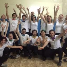 Открытие центра Театрального мастерства