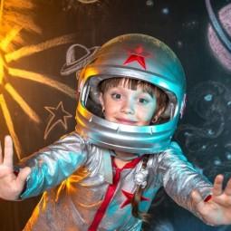 Цикл онлайн-лекций «Детям о космосе»