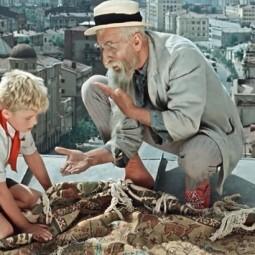 Показ фильма для детей «Старик Хоттабыч»