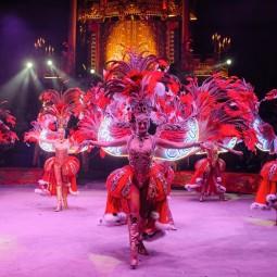 Шоу «Королевский цирк Гии Эрадзе» в Нижнем Новгороде
