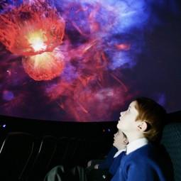 Астрономические четверги в Нижегородском планетарии