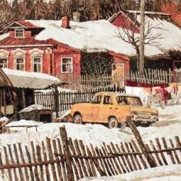 Выставка «Юрков. Новейшая история»
