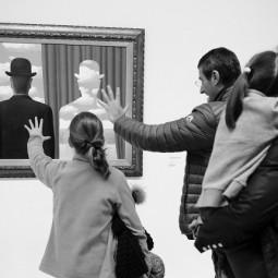 Выставка «Один день в музее»