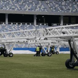 Первенства Футбольной национальной лиги на «Стадионе Нижний Новгород»