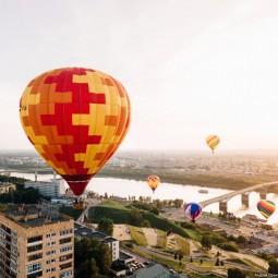 Празднование 800-летия Нижнего Новгорода