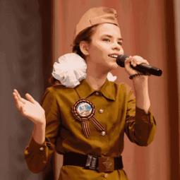 Онлайн-фестиваль «Песни нашей Победы» 2020