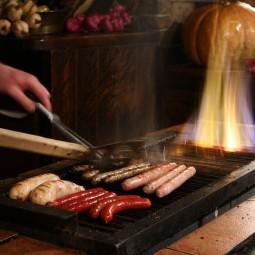 Новогодняя ночь в ресторане «Пирушка у Ганса»
