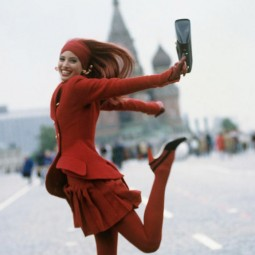 Выставка «Russia in VOGUE»