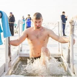 Праздник Крещения в Нижнем Новгороде 2021
