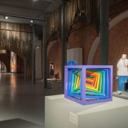 Центр современного искусства Арсенал онлайн