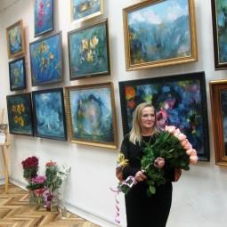 Выставка  живописи Татьяны Яковлевой «Путевой дневник»