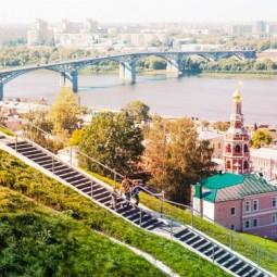 Чемпионат мира по футболу FIFA-2018 в Нижнем Новгороде