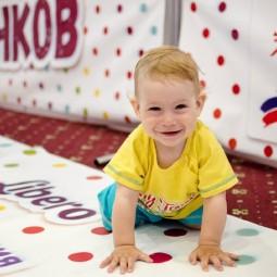 Соревнования для малышей «Первые старты»