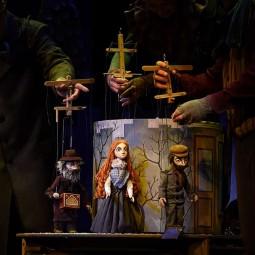 Гастроли Тверского театра кукол вНижнем Новгороде 2021