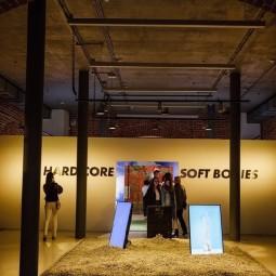 Открытие трех выставок в Арсенале 23 октября 2019 года