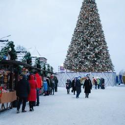 Новогодний фестиваль Горьковская елка 2020