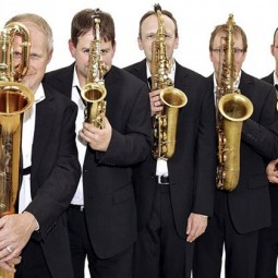 Концерт Quintessence Saxophone Quintet