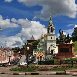 Афиша событий в Нижнем Новгороде с 21 по 23 мая 2021г.