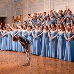 Хоровая ассамблея «Coro di linguisti» в Нижнем Новгороде 2021