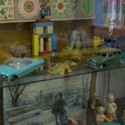 Выставка «Игрушечный музей»