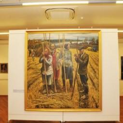 Выставка «Нижегородское искусство XX века. Классика»