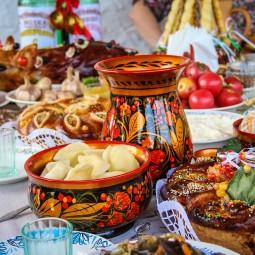 Фестиваль «Кухни народов России» в Нижнем Новгороде 2019
