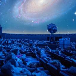 Вечерняя экскурсия в Нижегородском Планетарии 2020