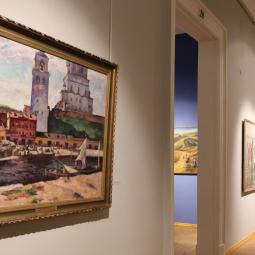 Выставка «Красная Атлантида»