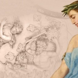 Выставка «Чарующее мифов волшебство»