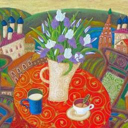 Выставка Марина Полякова «Карусель»