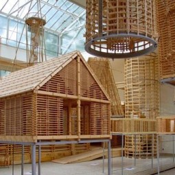 Выставка Мартина Райниша «Фабрика архитектуры»
