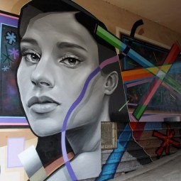 Фестиваль уличного искусства «Место» 2020