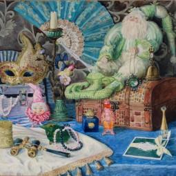 Выставка «Пространство радости и света»