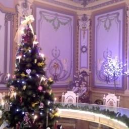 Новогодние празднике в усадьбе Рукавишниковых 2018