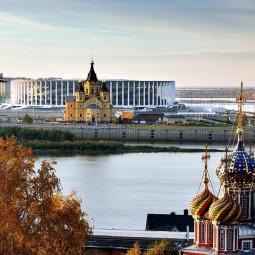 Бесплатный экскурсионный марафон по Нижнему Новгороду