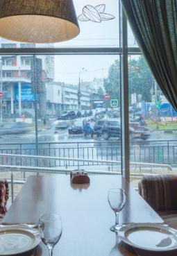 Ресторан восточной кухни Миндаль