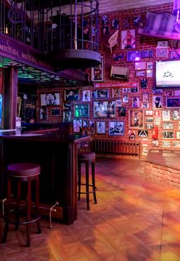 Бар-клуб «Mixtura Bar»