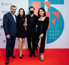 Кинофестиваль «Горький Fest-2021»