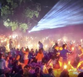 Фестиваль уличного кино в Нижнем Новгороде 2018