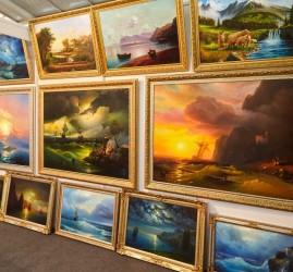 Выставка «Арт Россия 2018»