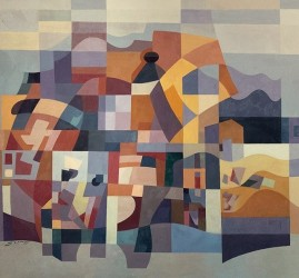 Выставка живописи Константина Пьянова