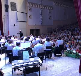 62-й сезон летних Благотворительных концертов 2019