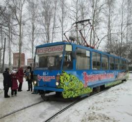Экскурсии на трамвае-кафе в Нижнем Новгороде