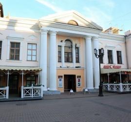 Театральный фестиваль-конкурс «Контрамарка-2021»
