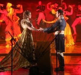 Рок-опера  «Юнона и Авось» в Нижнем Новгороде