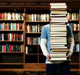 Общегородская акция ко Дню библиотек «Читай — город» 2019